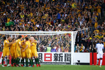 The Socceroos' final four matches of the group phase have been postponed.