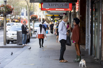 King Cross' infamous Golden Mile is a shadow of its former self, with 19 vacant shops along Darlinghurst Road.