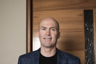 Volt chief executive Steve Weston says there is still plenty of opportunity for neobanks in Australia.