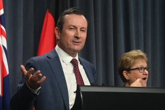 WA Premier Mark McGowan has announced sweeping COVID-19 rule changes.