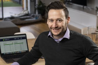 Melbourne data specialist Anthony Macali was so frustrated by the lack of vaccination data he worked with a group of data analysts to engineer a solution and publish it online in the absence of official numbers.