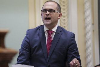 LNP deputy leader David Janetzki will move 54 amendments to the Palaszczuk government's euthanasia bill.