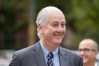 Victorian Housing Minister Richard Wynne.