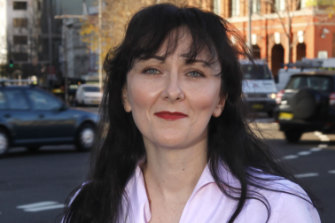 UTS academic Michelle Zeibots said the only rationale for the Beaches Link was to strengthen the poor business case of Westconnex.