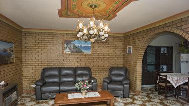A living room in Brunswick in 2018