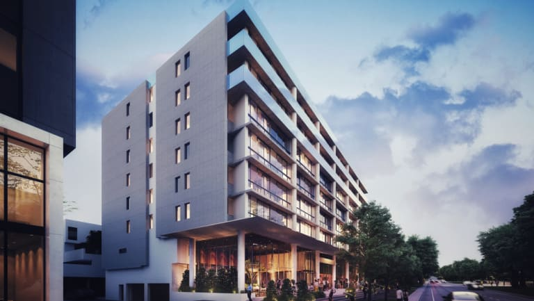The proposed $50 million building would be constructed on the site of the former Hindmarsh headquarters on Constitution Avenue.