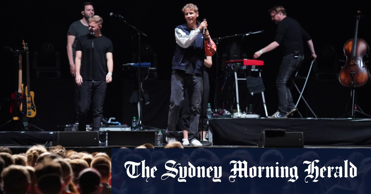 How does coronavirus spread at a concert? Germans do a test – Sydney Morning Herald