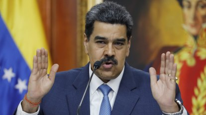 UN accuses Maduro, ministers of crimes against humanity