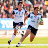 Rebels pay for horror opening hour in first loss to Sunwolves