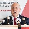 Treasurer cracks down on public service pay as surplus slashed
