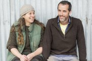Robin Koster-Carlyon and Peter Carlyon of Transition Farm