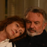 Susan Sarandon and Sam Neill anchor a story that ends with a mingling of sadness and hope.