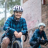 Wacky laneway cycling rally to go ahead - in its own fashion