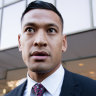 Coaches canvassed on how AFL would handle Israel Folau controversy