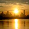 Melbourne to enjoy warmest day since April before cold front arrives