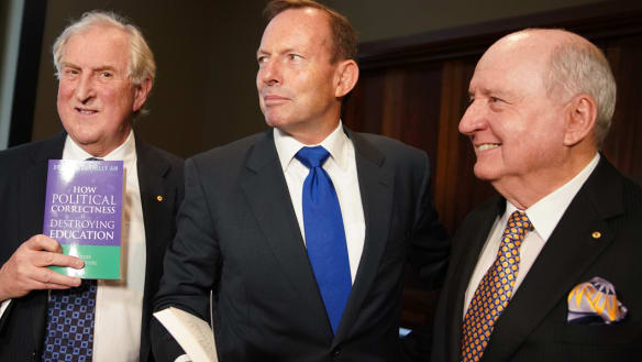 How political correctness is changing education, according to Abbott, Jones and Donnelly