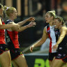 Sizzling second half from Saints keeps Cats winless
