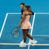 After two decades in the spotlight, Roger and Serena meet on court