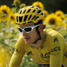 Demare silences Tour de France critics as Thomas stays in yellow