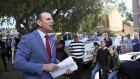 Post-election buzz lifts auction markets