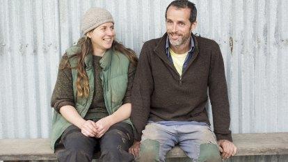 The Mornington Peninsula farming couple putting seeds in the spotlight