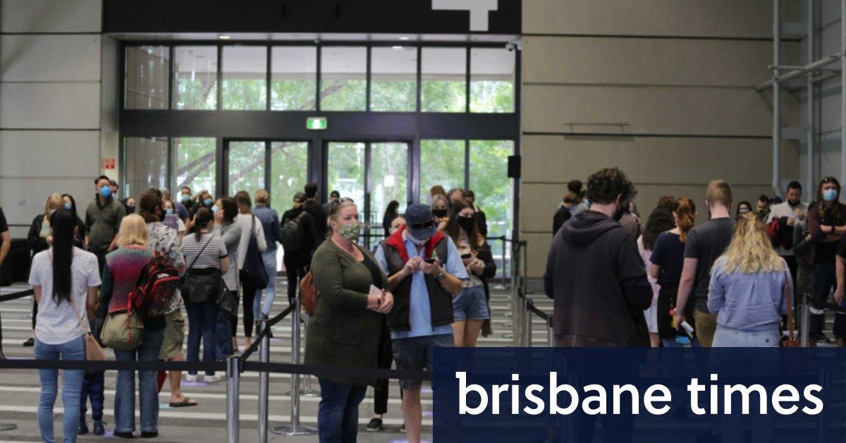 Queensland vaccination records broken on 'Pfizer weekend'