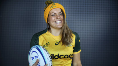 Amazing Grace: New Wallaroos captain's rapid rise to the top