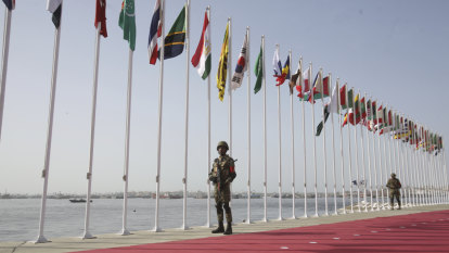 45 nations attend five-day naval exercise in Pakistan