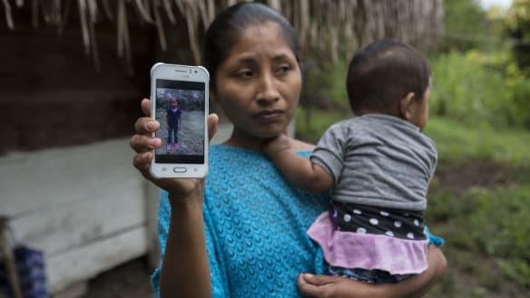 Girl who died in US Border Patrol custody dreamed of sending money home