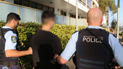 Four men charged over alleged drug and weapon criminal syndicate
