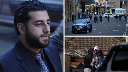 Hamze relatives warned they face the same threat as gangster gunned down in CBD