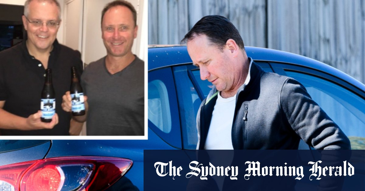 How PM's pal put 'Satanic paedophile' conspiracy in the public eye – Sydney Morning Herald
