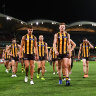 'Please AFL, give us some information': Clarkson's plea on list sizes