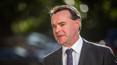 Victorian Liberal leader Michael O'Brien.