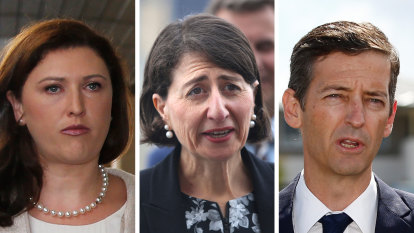 The 90-minute presidency: Upper house chaos as NSW MPs bicker over plum role