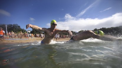 COVID-19 brings a change in Sydney: end of 'overly zealous' ocean swimming