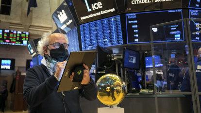 US stocks tick up despite dismal jobs data on stimulus hopes