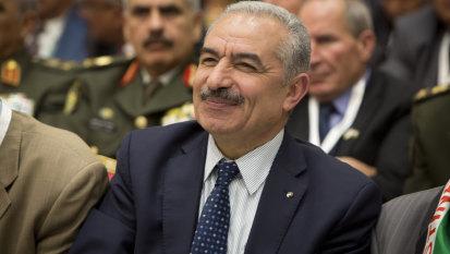 Abbas names loyalist Shtayyeh the new Palestinian Prime Minister