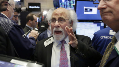'Most photographed' Wall Street trader contracts coronavirus