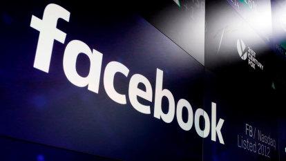 Facebook reports soaring quarterly ad revenue, stock jumps