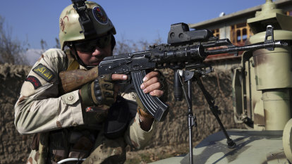Taliban attack on US military base, deaths, injuries reported