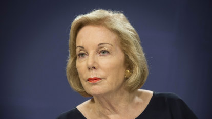 'ABC the embodiment of Australia': ABC chair Ita Buttrose defends broadcaster as essential to democracy