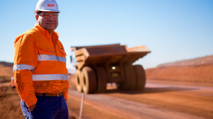 BHP promotes iron ore boss to Australian operations chief