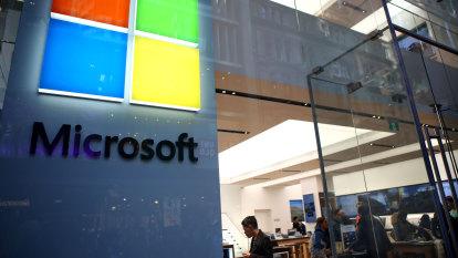 'It's a good proposal, it makes sense': Microsoft backs proposed media bargaining laws