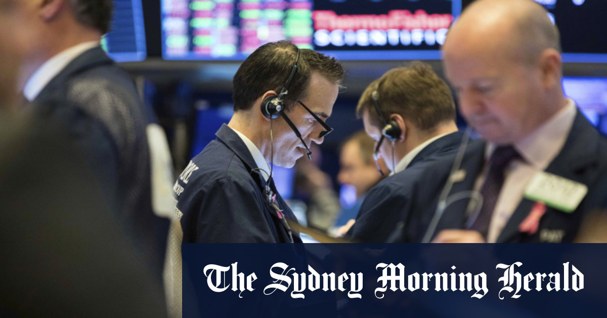 Wall Street rolls on with another record day – Sydney Morning Herald
