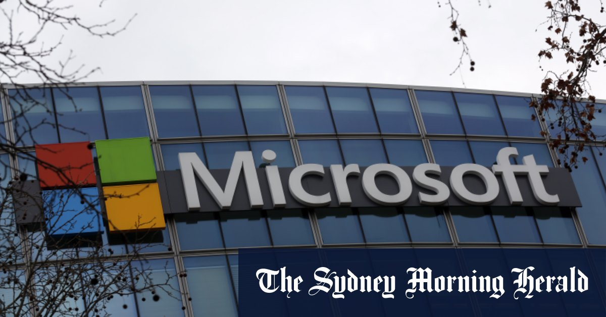 Australian businesses exposed in Microsoft Outlook hack