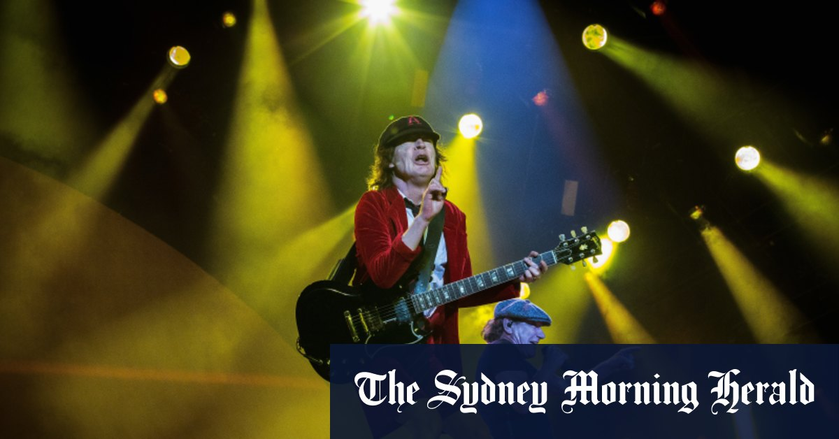 Did AC/DC send out the signal there's a new album coming? – Sydney Morning Herald