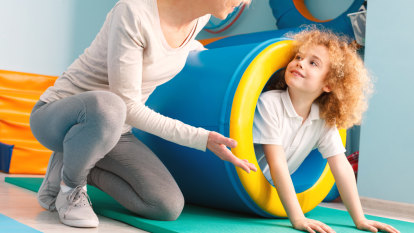 Why children are waiting up to a year for occupational therapy