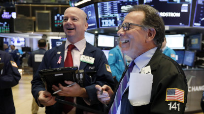 Wall Street shoots higher on trade optimism