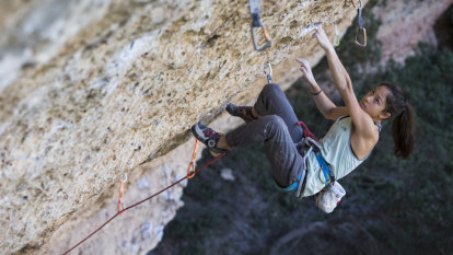 Free Solo film inspires new generation of Australian climbers
